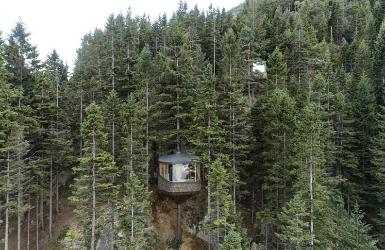 Casa Cabaña Woodnest