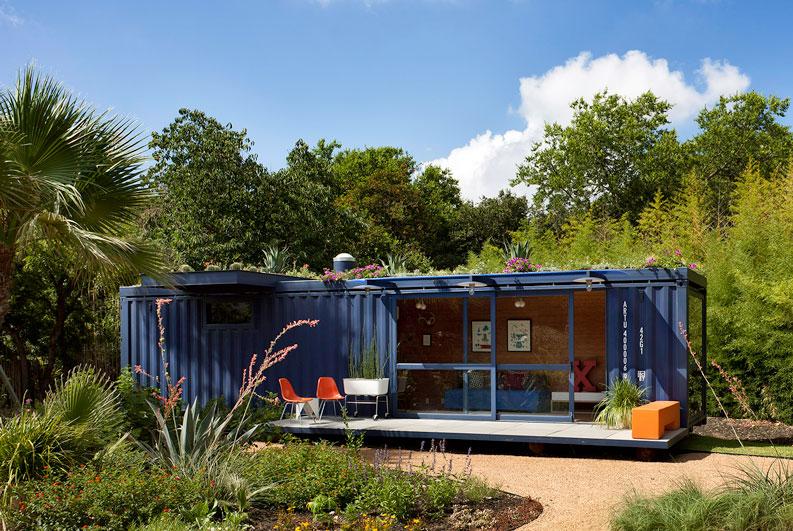 Casa Container para Invitados