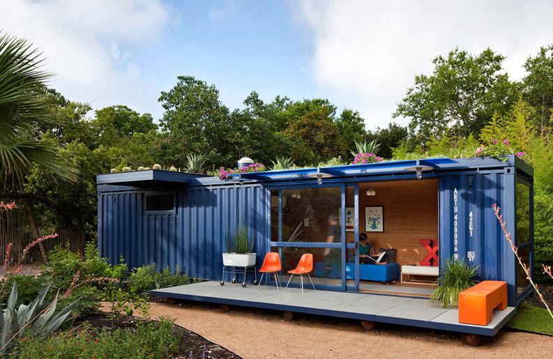 <b>Imperdible.</b> Diez casas increíbles hechas con contenedores marítimos