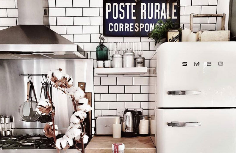 <b>Inspiración.</b> Diez cocinas industriales que te van a enamorar