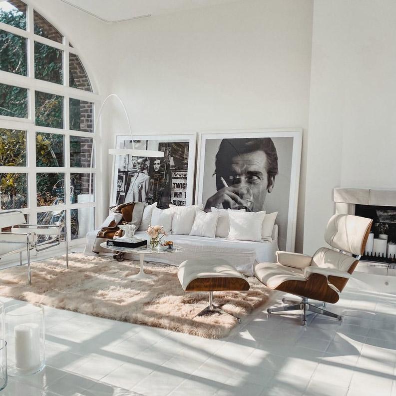 <b>Decorar con cuadros.</b> Tips para ponerle onda a las paredes de tu hogar