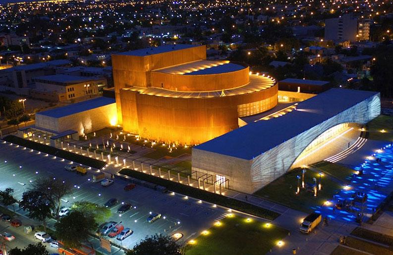 Teatro Bicentenario Dow