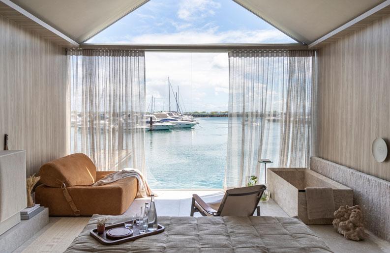 <b>Loft Creta.</b> Un espacio con lenguaje contemporáneo y referencias cosmopolitas
