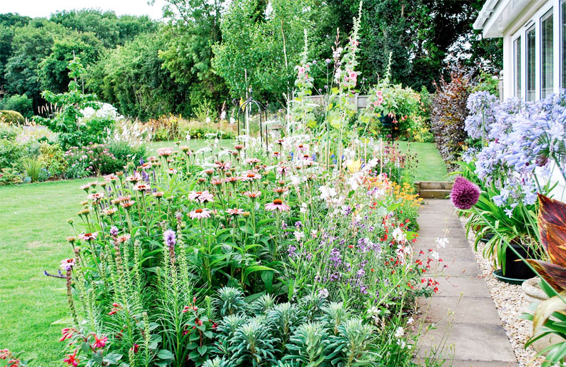 Jardines de bajo mantenimiento revista deck for Jardines de bajo mantenimiento