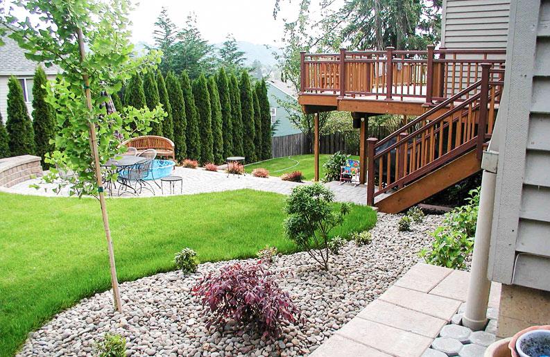 Jardines de bajo mantenimiento for Diseno jardines exteriores casa
