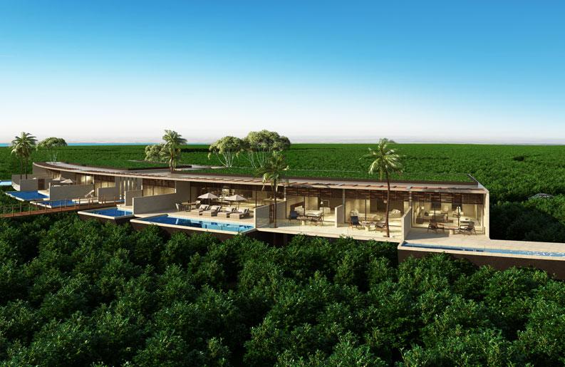 Riviera Maya Edition hoteles