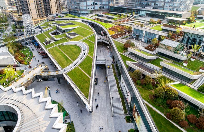 Shanghai Greenland Center