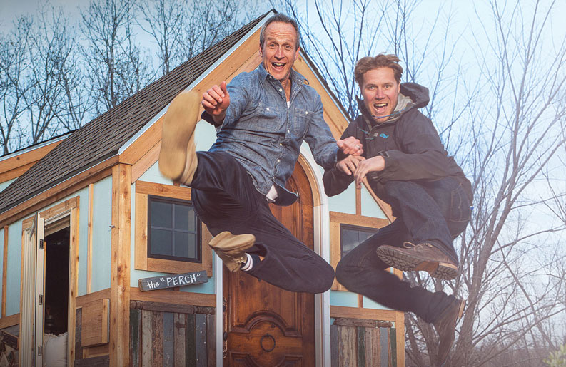 Tiny House Nation: la nueva serie de Netflix sobre microcasas ...